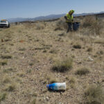 NMDOT employees collect 36,000 pounds of trash in single day event